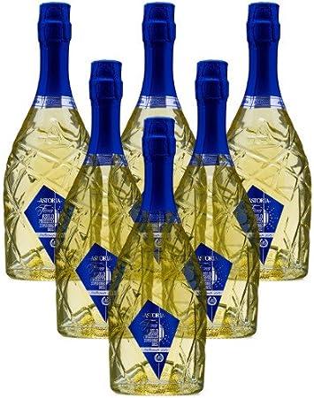 Fanò Asolo Valdobbiadene Superiore DOCG ASTORIA Vino Espumoso Italiano (6 botellas 75 cl.)