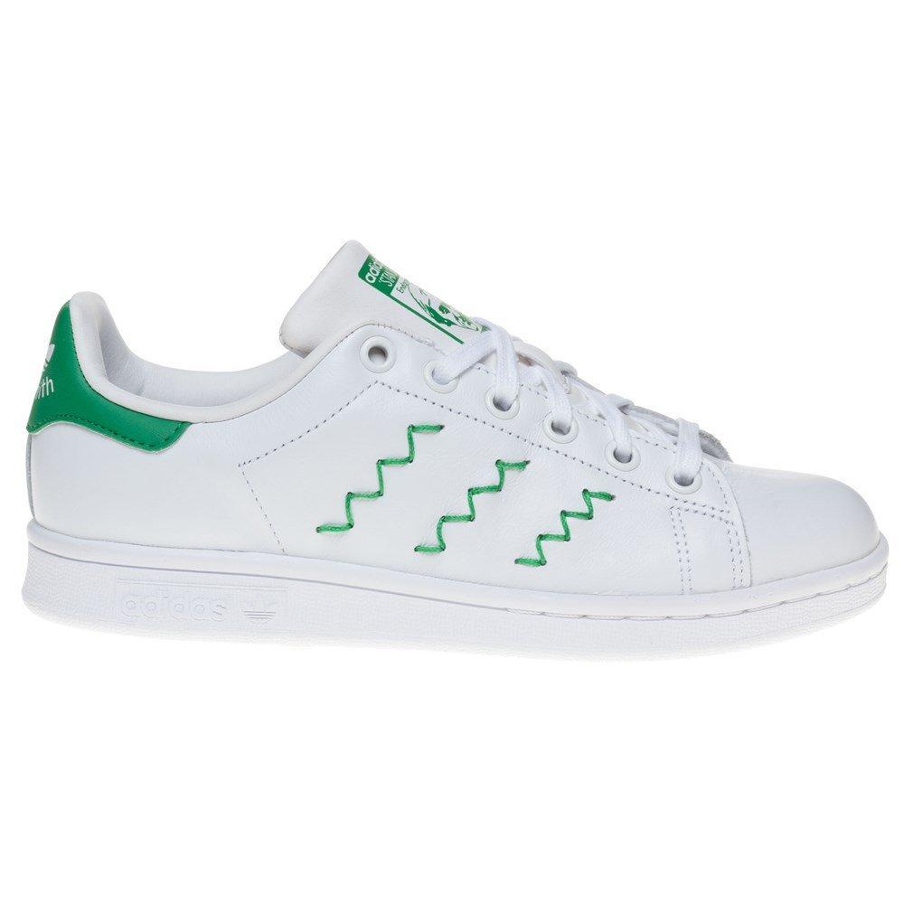 adidas Zig Zag Stan Smith Donna Sneaker Bianco: Amazon.it