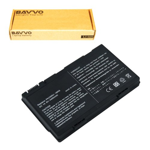 Bavvo 8-Cell Battery Compatible with Toshiba Satellite ()