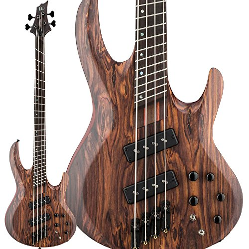 LTD マルチスケールエレキベース B-1004SE MULTI-SCALE (Natural Satin) B01JCUU1RU