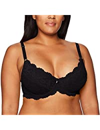 Smart+Sexy Womens Plus-Size Curvy Signature Lace Push-up Bra Added Support