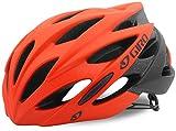 Giro Savant MIPS Bike Helmet - Men's Vermillion/Flame Large
