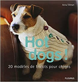 tricot pour chien