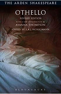 othello critical essays shakespearean criticism amazon co uk  othello revised edition the arden shakespeare third series