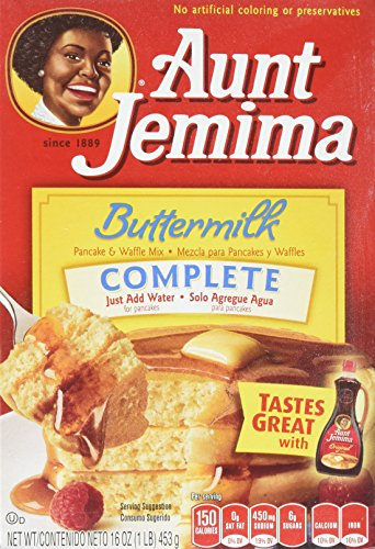 Complete Buttermilk Pancake Mix - 7