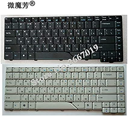 RU Black New FOR ACER 6920G 6935G 4930G 6920 6935 7300 4735 4925 5910 4210 4935 4930 5320 5310 Laptop Keyboard Russian