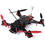 Eztronics Corp Emax Nighthawk Pro FPV Mini 280 Carbon Glass Fiber Quadcopter Drone RTF RC175
