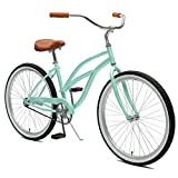 Best Beach Cruiser Bikes - Critical Cycles by Westridge Chatham Women's Single Speed Review