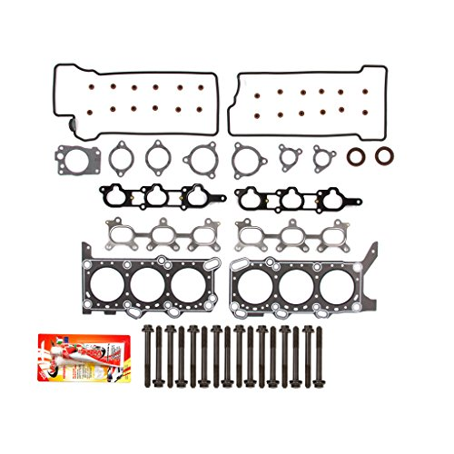 Price comparison product image Fits 99-04 Suzuki Grand Vitara 2.5 Head Gasket Set Head Bolts