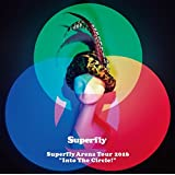 "Superfly Arena Tour 2016""Into The Circle!""(DVD)(通常盤)"