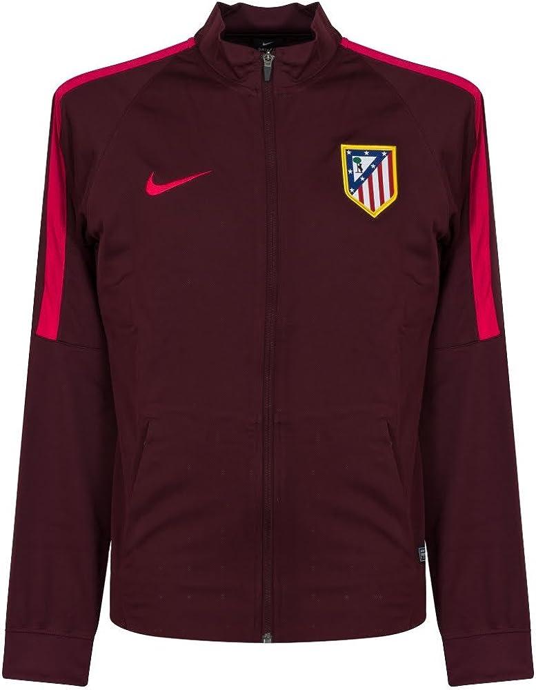 Nike ATM M NK Dry TRK Suit SQD K Chándal Atlético de Madrid ...