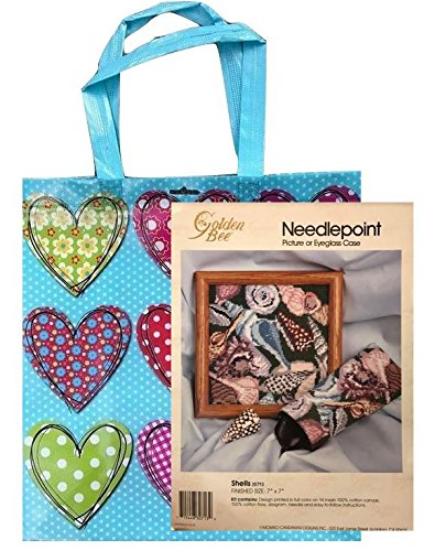 Textured Needlepoint Kit - 8
