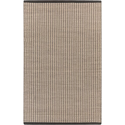 Surya GNT1001-23 Hand Loomed Casual Accent Rug, 2-Feet by 3-Feet