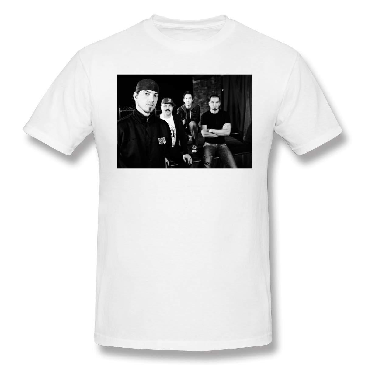 Scattering Man Taproot Band Generous Print Tshirt