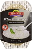 Taste of Rice White Basmati Rice, 8.8 Ounce (Pack of 6)