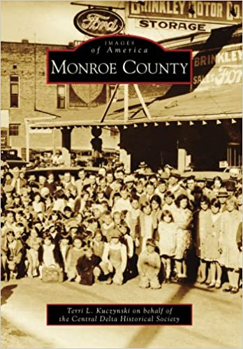 Monroe County (Images of America)