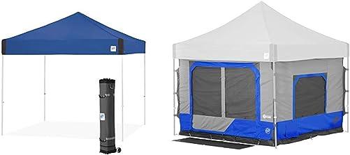 E-Z UP Pyramid Instant Shelter 10' x 10' Canopy