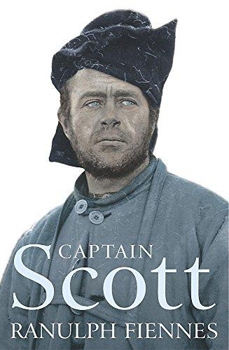 Book cover for Captain Scott