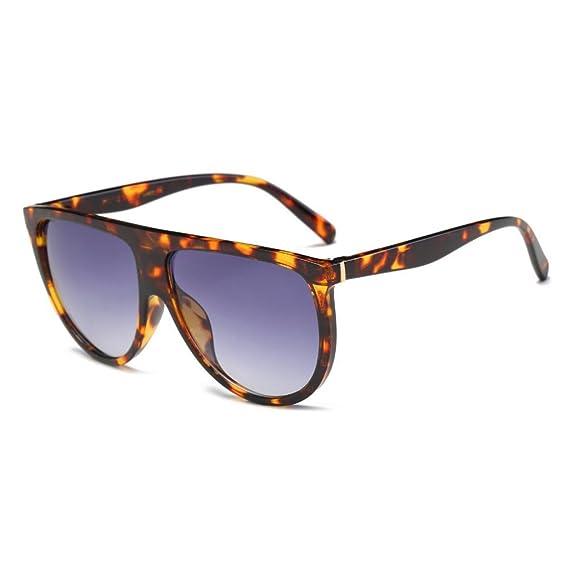 gafas de sol hombre Sannysis gafas de sol mujer polarizadas Aviador Unisex  gafas de sol vintage sunglasses retro de verano de viaje (gris)  Amazon.es   Ropa ... 4b5d770592c1