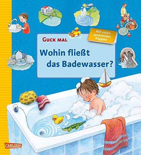 Guck mal: Wohin fließt das Badewasser