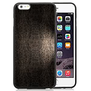 NEW DIY Unique Designed iPhone 6 Plus 5.5 Inch Phone Case For Vintage Gear Pattern Phone Case Cover