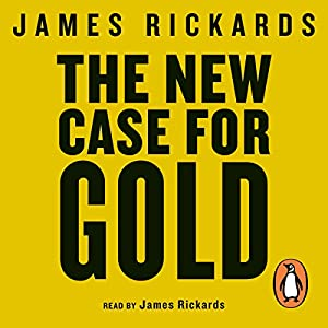 The New Case for Gold Hörbuch