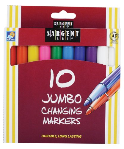 Sargent Art 22 1503 Changing Markers