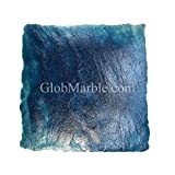 24-Inch by 24-Inch Seamless Concrete Texturing Skin, Slate Pattern GlobMarble Skin Mat SKM 2200