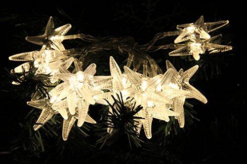 Starfish Shaped String Lights LED015