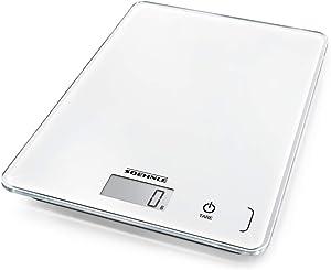 Balance de cuisine Page Compact 300 multifonctions compacte & élégante, balance alimentaire de haute précision, pèse aliment jusqu'à 5 kg