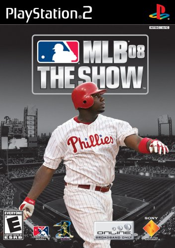 Watch Dvds Ps2 - MLB 08 The Show - PlayStation 2