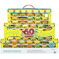 60 Pack Play-Doh 60th Anniversary Celebration