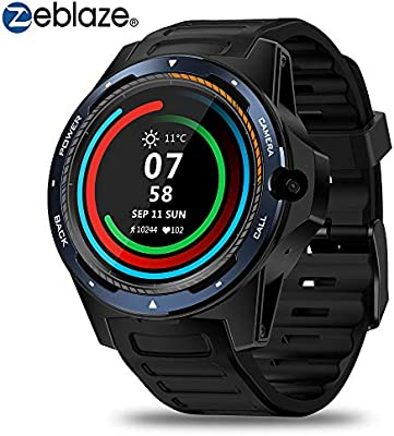 Zeblaze Thor 5 Smartwatch 4G LTE Smart Watch Sistema Dual 8.0MP Cámara Frontal 2GB +16 GB Memoria 1.39