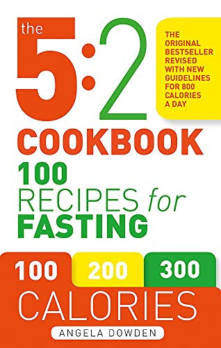 51FLJ zKXpL - Longevity diet, 5 2 diet recipe book, five two for a new you, 5 2 diet meals for one and 5 2 cookbook 5 books collection set