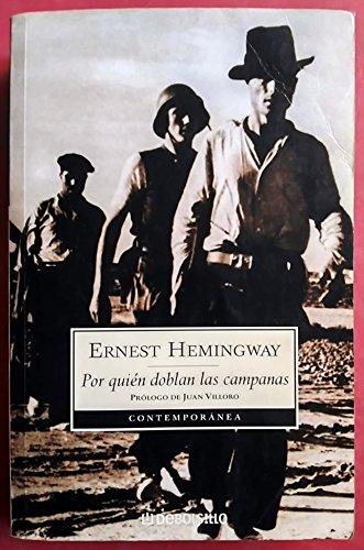 Por Quien Doblan Las Campanas por Ernest Hemingway