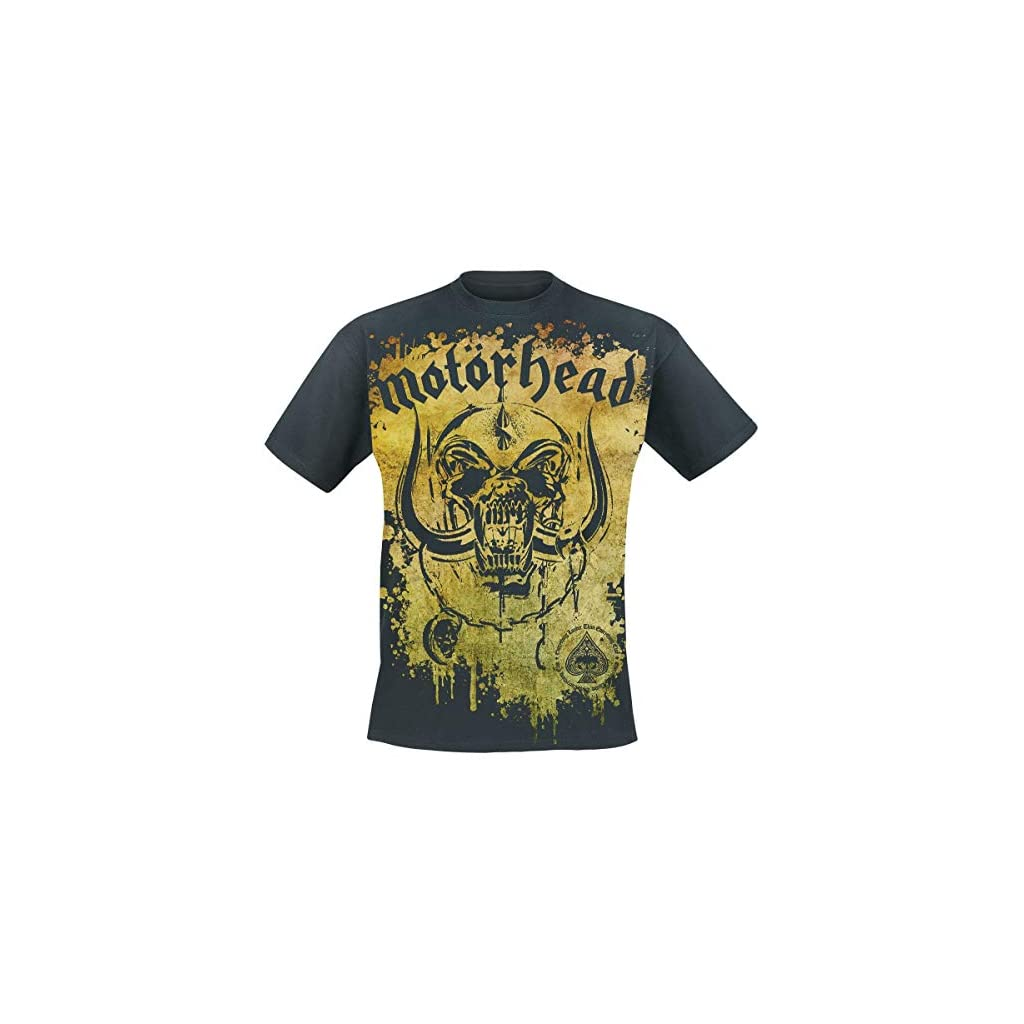Motörhead Acid Splatter Camiseta