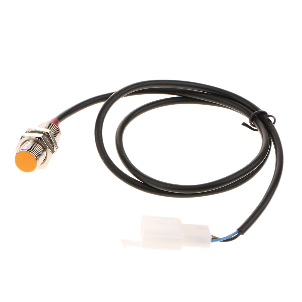 Nuevo Cable De Sensor Digital De Veloc/ímetro De Tac/ómetro De Motocicleta Con Im/án