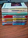 Philip Marlowe Series 6 Book Set By Raymond Chandler; the Big Sleep; Farewell, My Lovely; the High Window; the Little Sister; the Simple Art of Murder; the Long Goodbye.