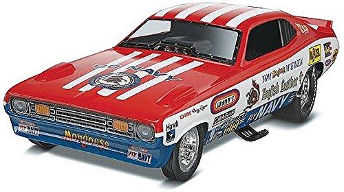 (Revell 1:25 Mongoose Plymouth Duster Funny Car Tom McEwen Model Kit)