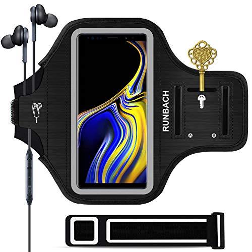 RUNBACH Sweatproof Cellphone Sportband Fingerprint product image