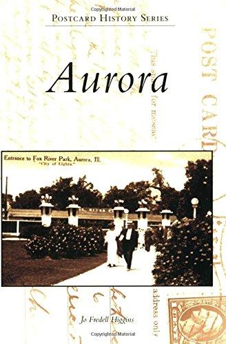 Aurora (IL) (Postcard History Series)