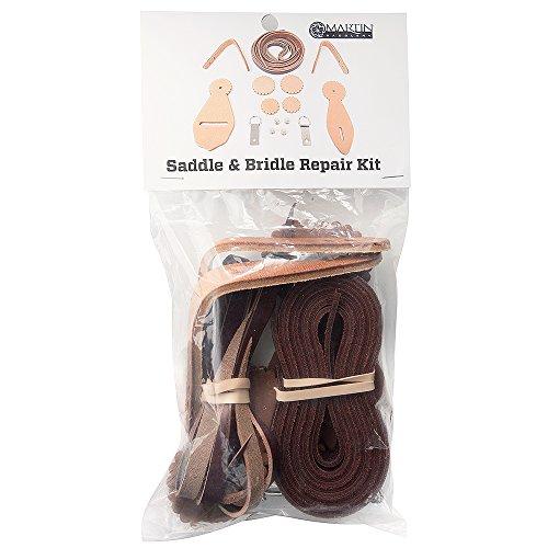 (Martin Saddlery Saddle & Bridle Repair Kit)