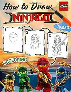 Amazon.com: Para dibujar Ninja, villanos, y más de ...