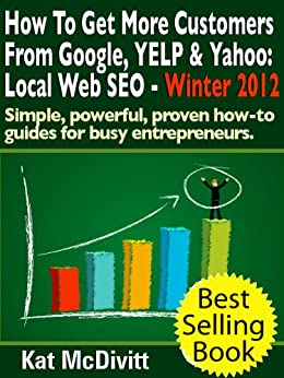 Local SEO Customers how entrepreneurs ebook product image