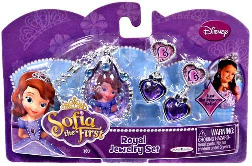 Disney Sofia the First Royal Jewelry (Sofia The First Amulet)