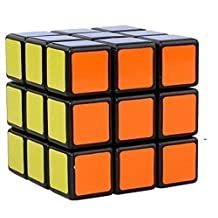 Super Value Magic Sticker Speed Cube 3x3x3