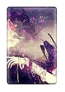 Fashion Tpu Case For Ipad Mini/mini 2- Girl And The White Pidgeon Defender Case Cover