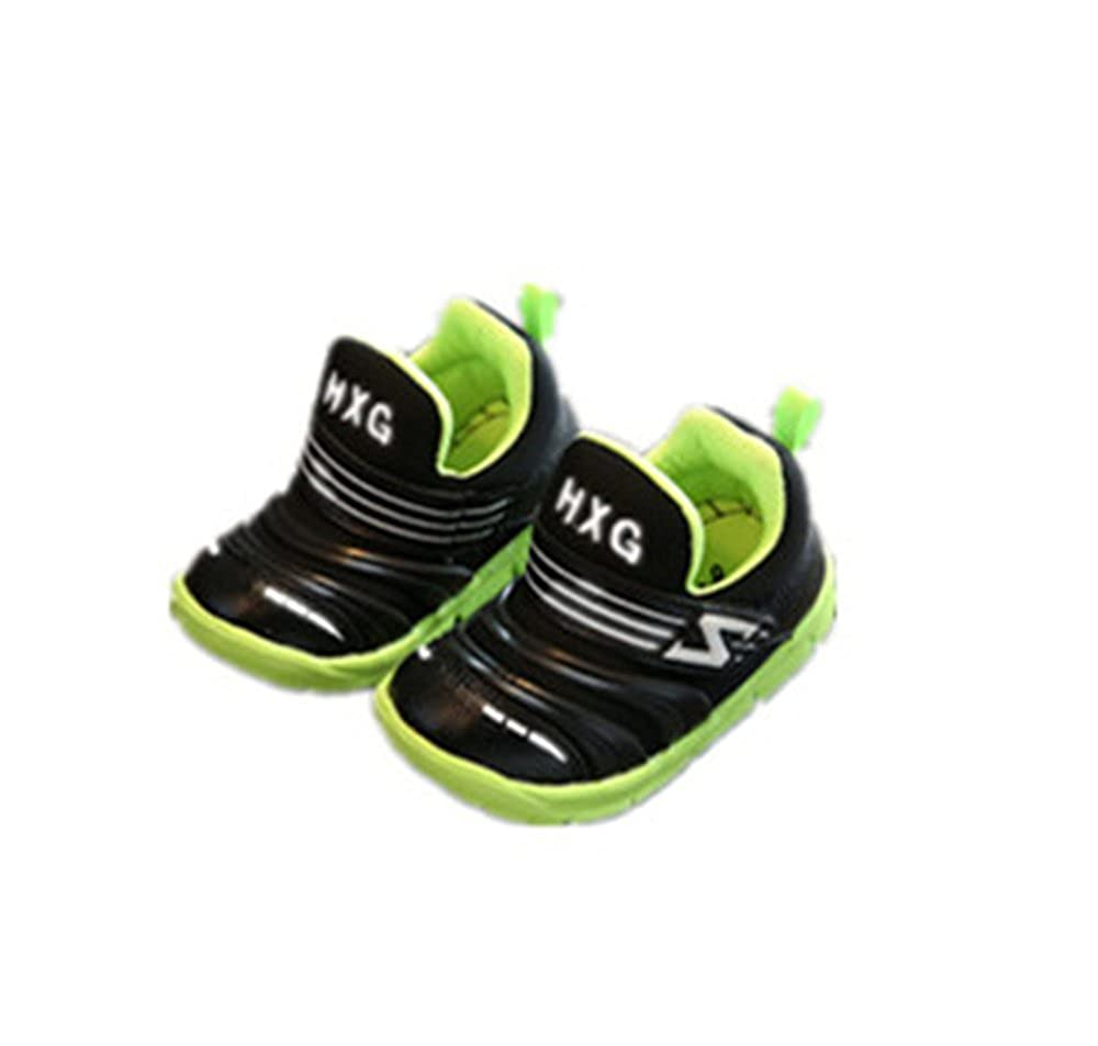 YUBUKE Lightweight Breathable Running Shoes Fashion Sneakers for Boys and Girls