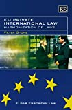 EU Private International Law, P. Stone, 1847208444