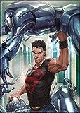 "Ata-Boy DC Comics Artgerm Superman 2.5"" x"